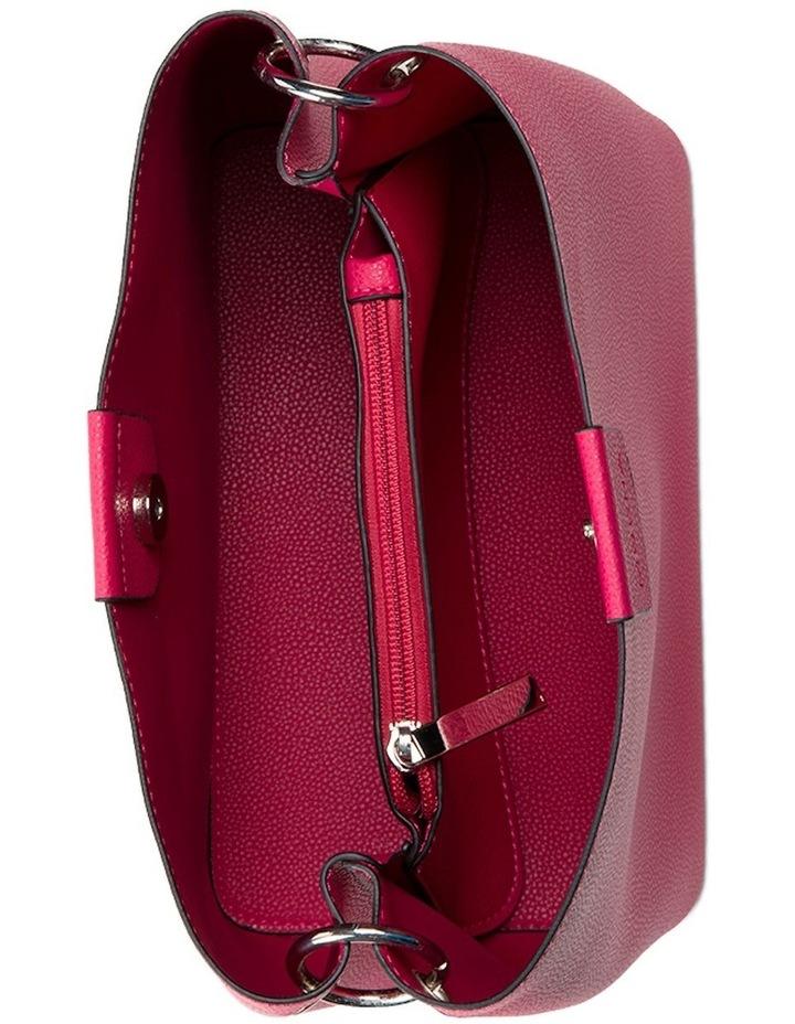 Ada Bucket Bag - Hot Pink image 3