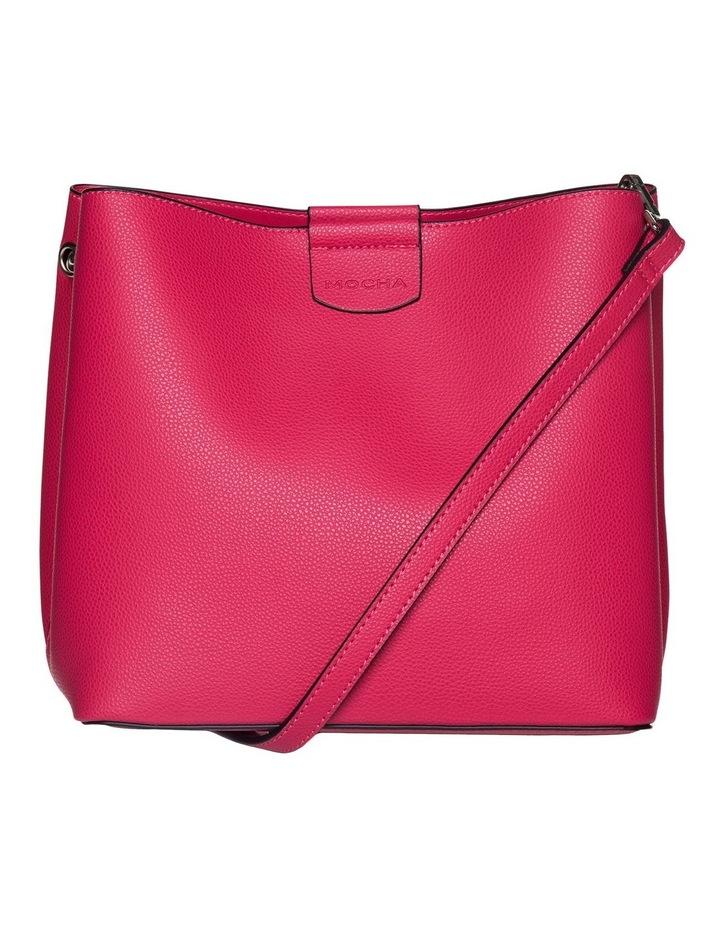 Ada Bucket Bag - Hot Pink image 4