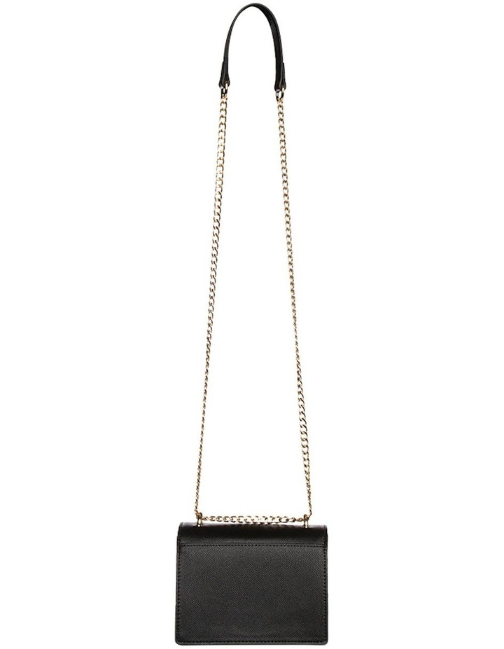 Florence Chain Crossbody Bag - Black image 2