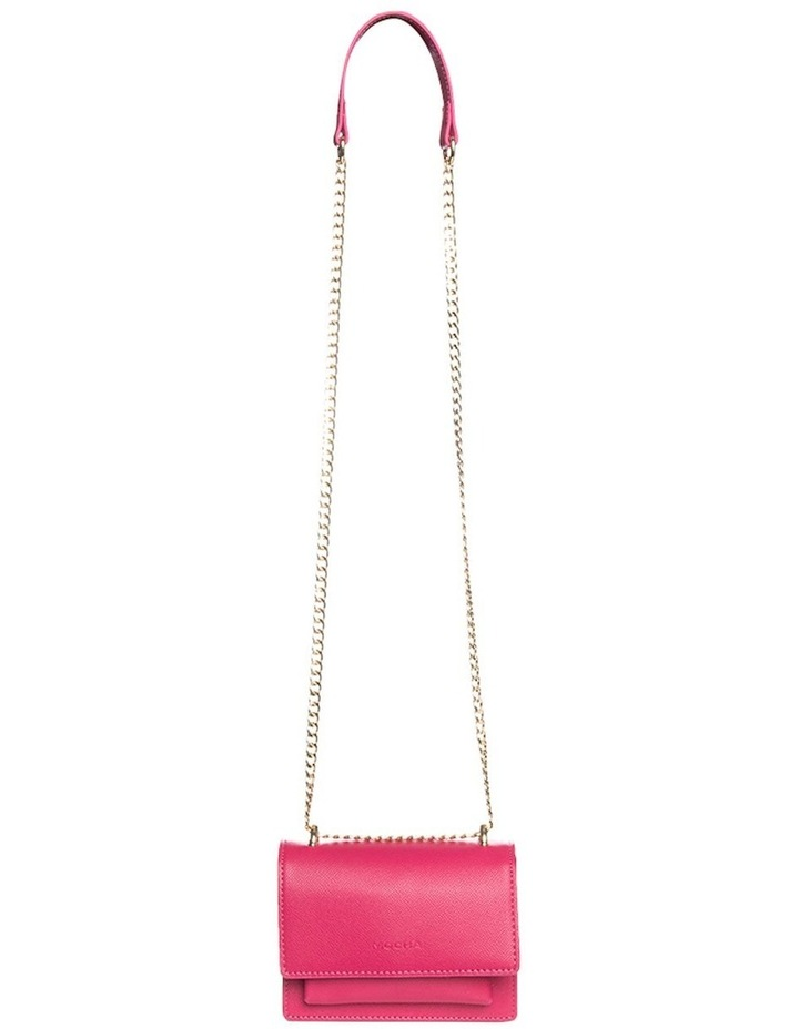 Florence Chain Crossbody Bag - Hot Pink image 1
