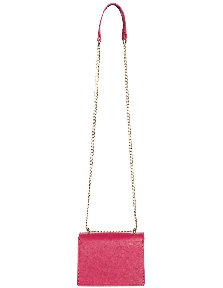 Florence Chain Crossbody Bag - Hot Pink image 2