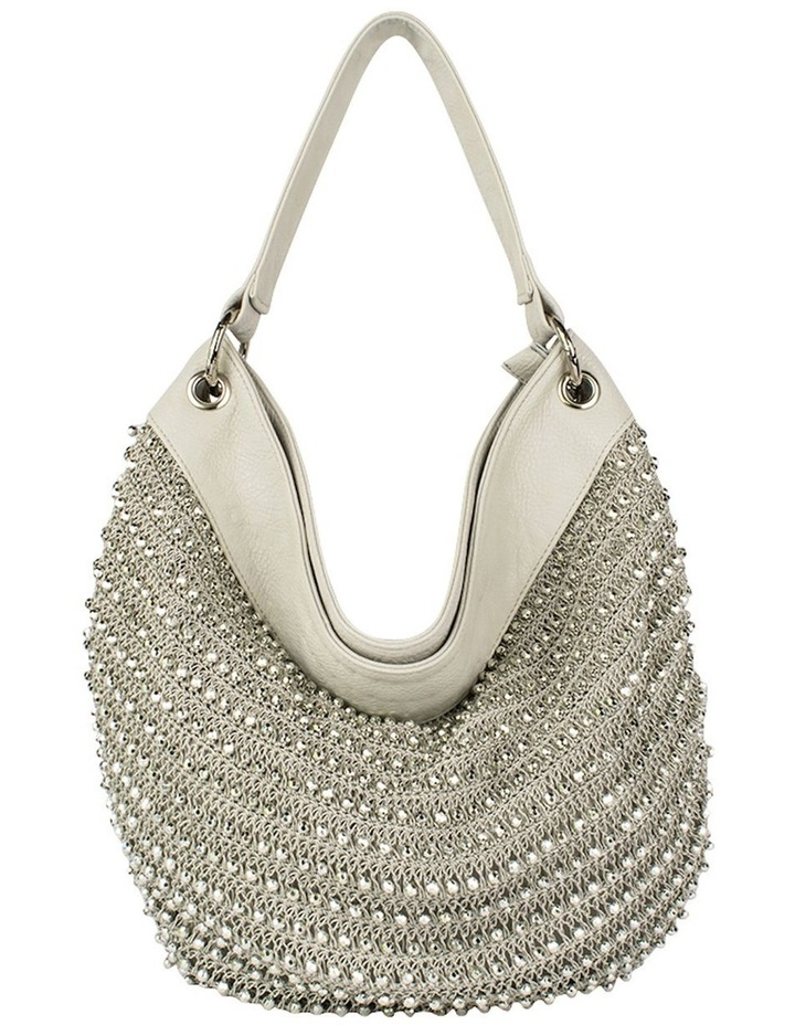 9 To 5 Beaded Bag - Silver image 1
