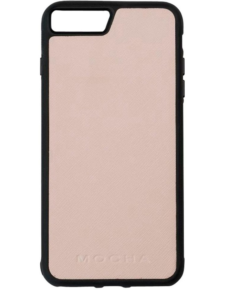 Jane Leather Hard Case 7P-Blush image 1