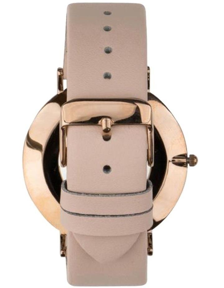 41mm Watch - White/Rose Gold/Blush image 3