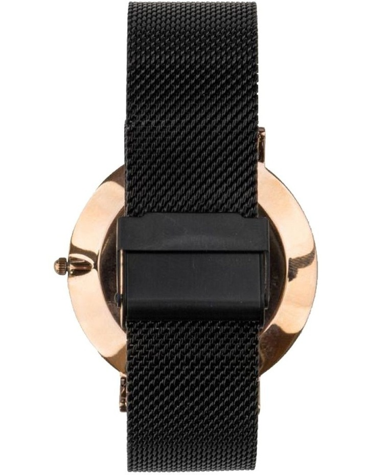 41mm Watch Blk -Rg/Blkmesh image 3