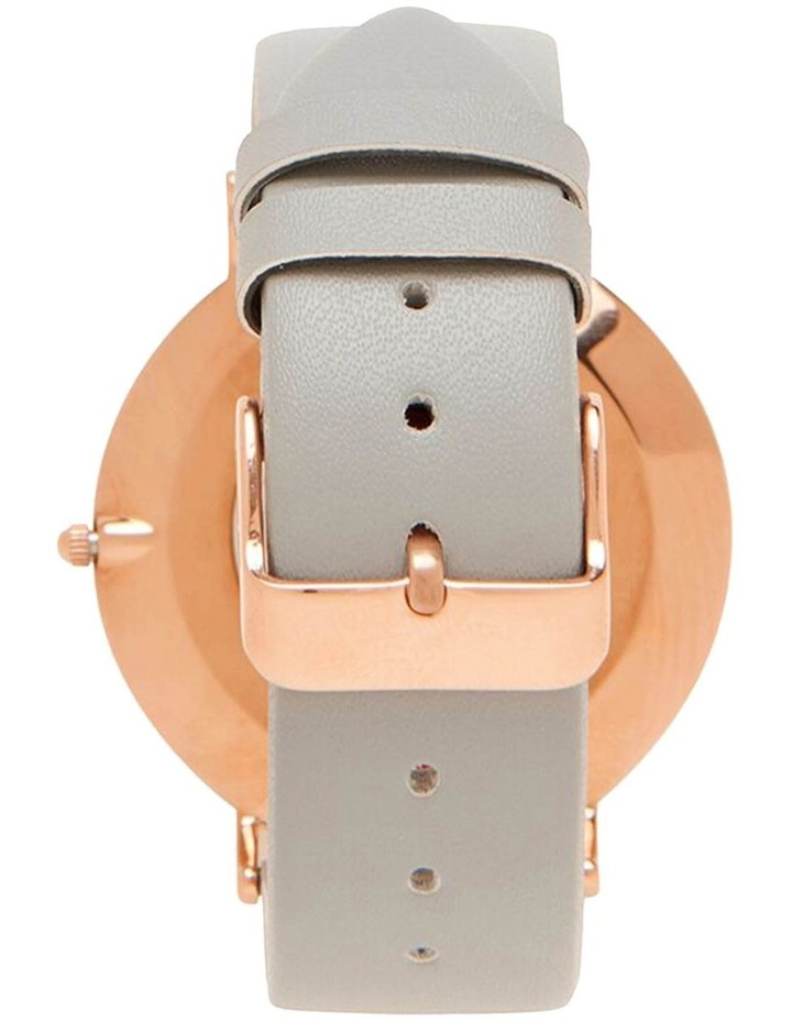 41mm Watch - White/Rose Gold/Grey image 3