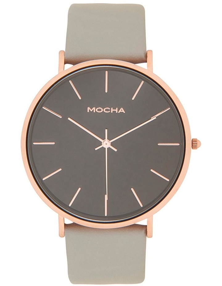 41mm Watch -Rose Gold/Grey image 1