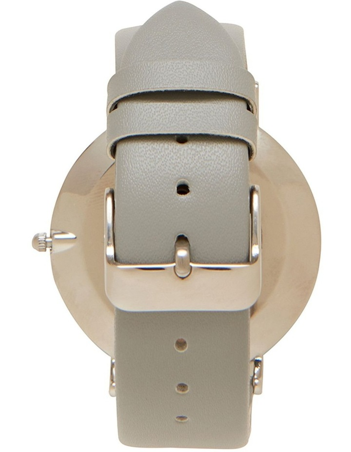 41mm Watch -White/Silver/Grey image 2