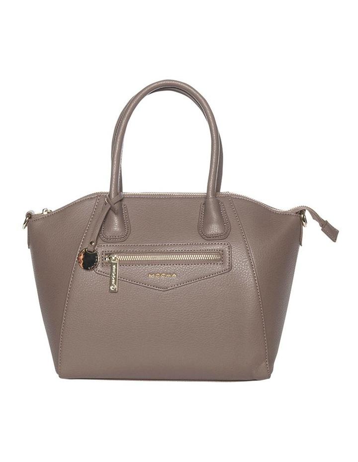 Windsor Handbag-Dark Taupe image 1