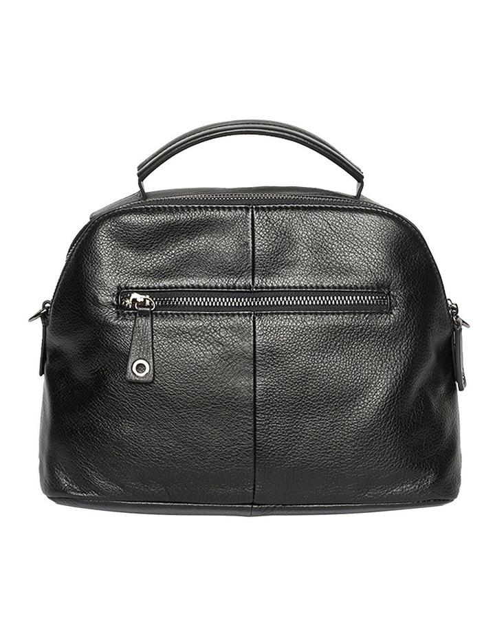 Rachel Leather Bag  - Black image 1
