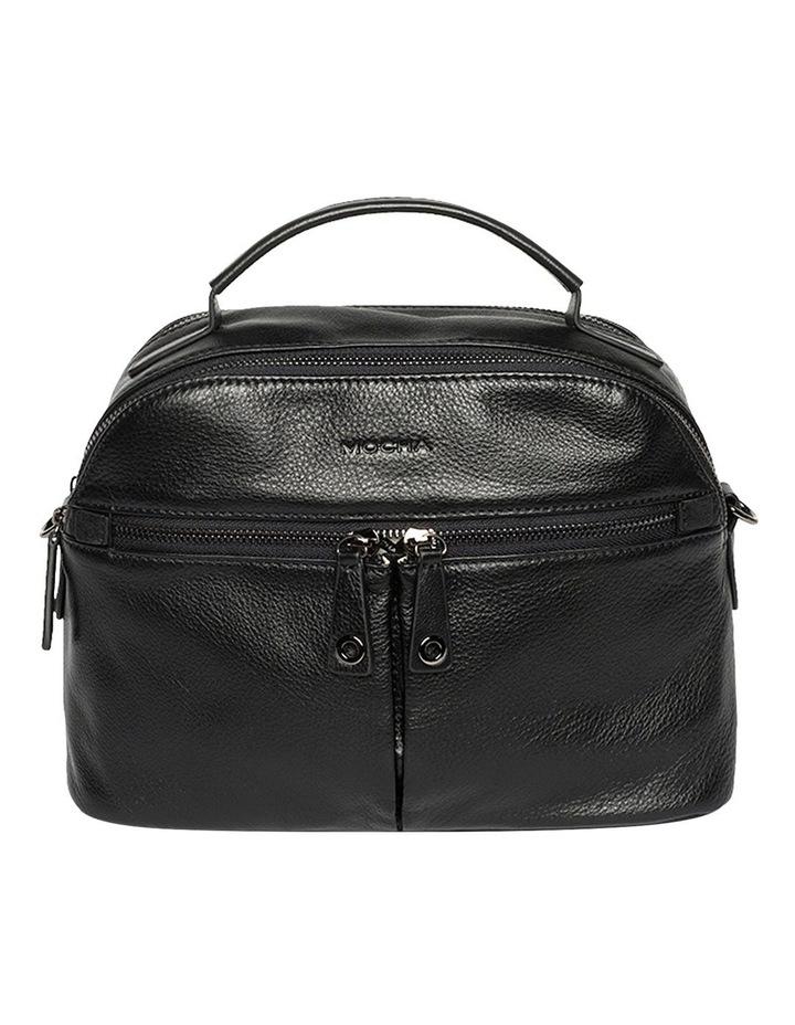 Rachel Leather Bag  - Black image 2