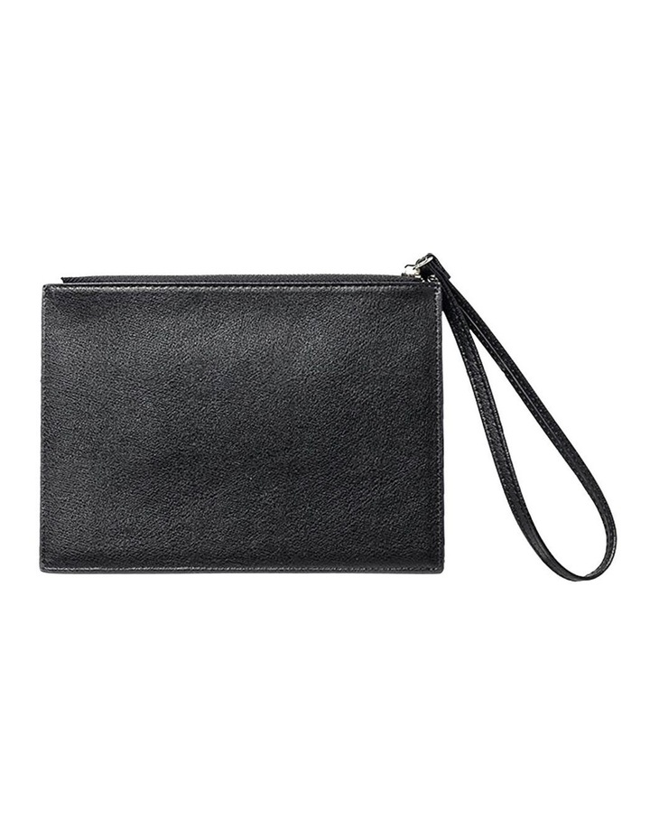 Small Britney Clutch - Black image 2