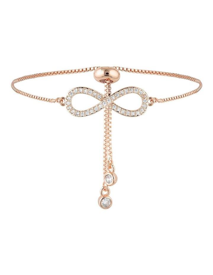 Infinity Bracelet-Rosegold image 1