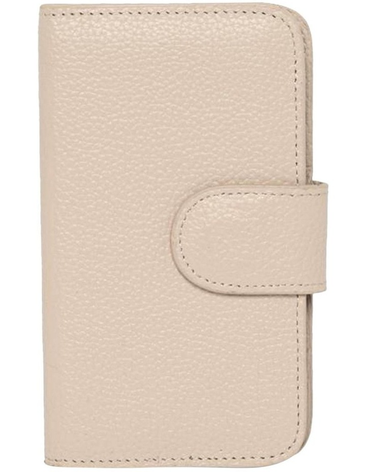 Leather Flip Phone Case For iPhone 8 / 7 - Blush image 1