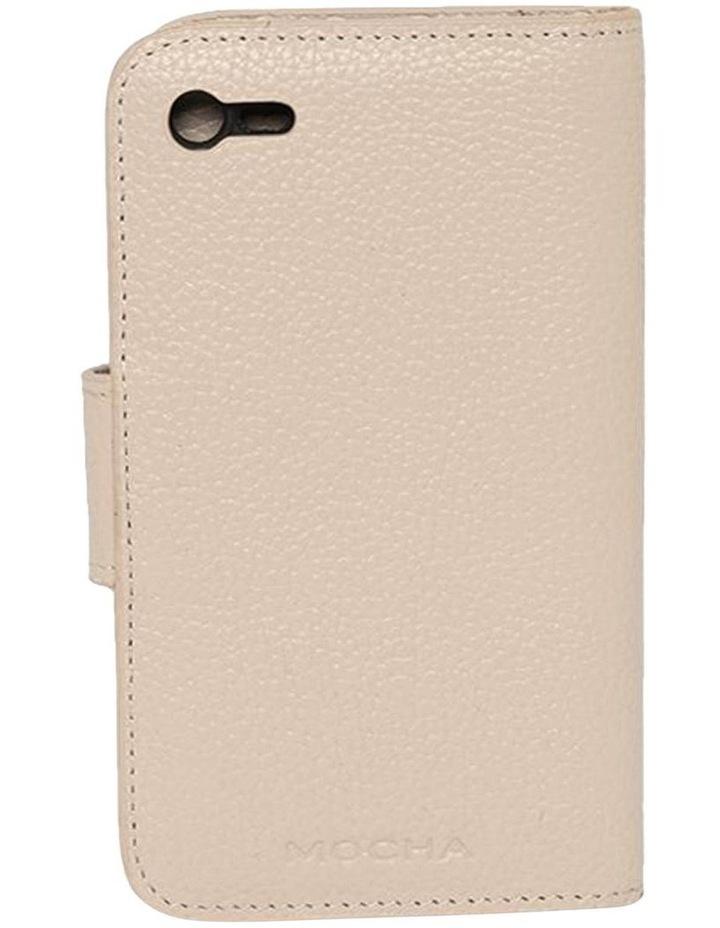 Leather Flip Phone Case For iPhone 8 / 7 - Blush image 2