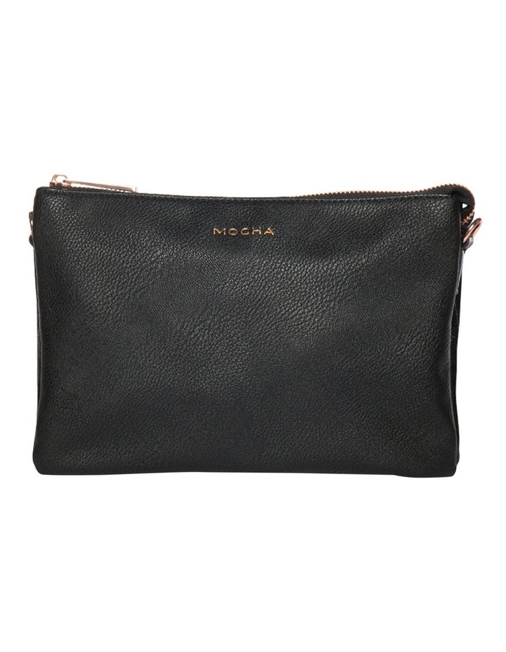 Exclusive Triple Jessie Crossbody Bag - Metro Black image 1