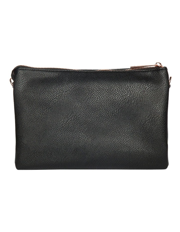 Exclusive Triple Jessie Crossbody Bag - Metro Black image 2