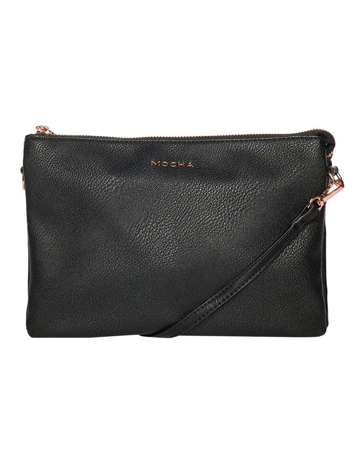 Exclusive Triple Jessie Crossbody Bag - Metro Black image 4