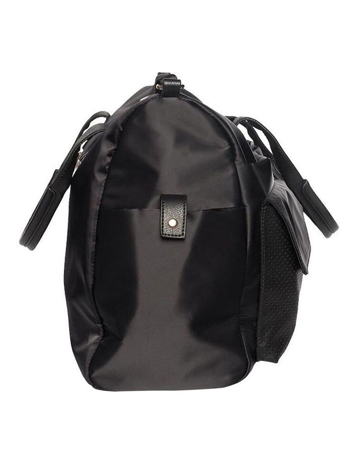 Lifestyle Baby Bag - Black/Rose Gold image 4