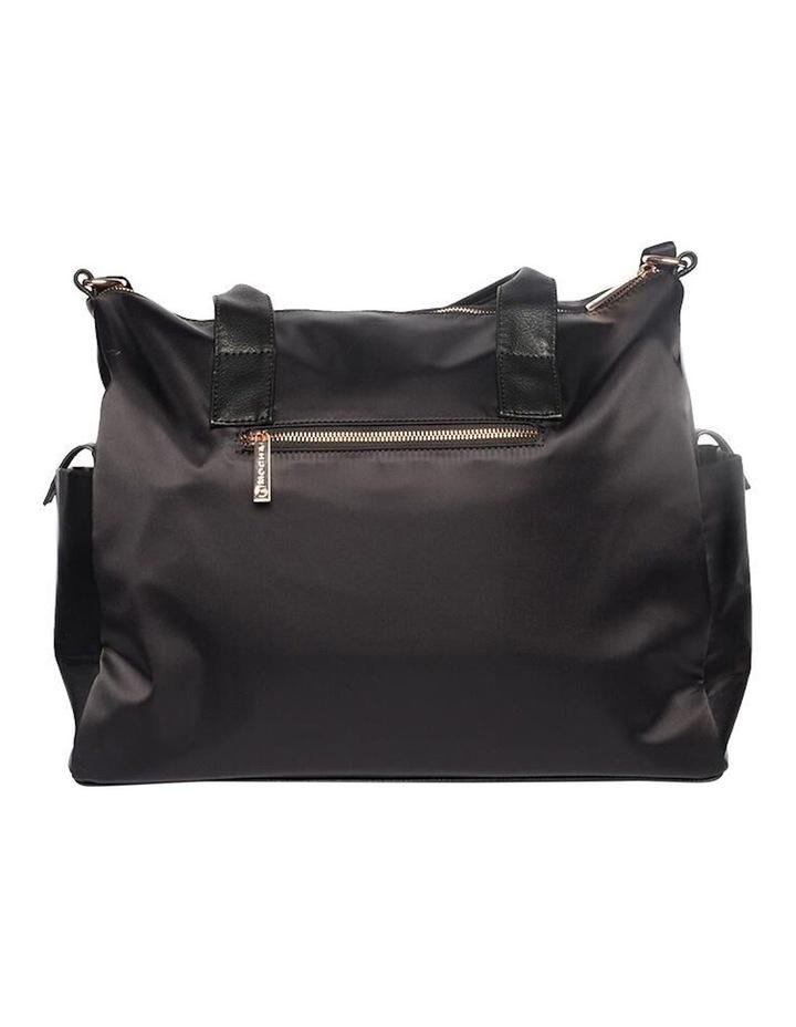 Lifestyle Baby Bag - Black/Rose Gold image 5