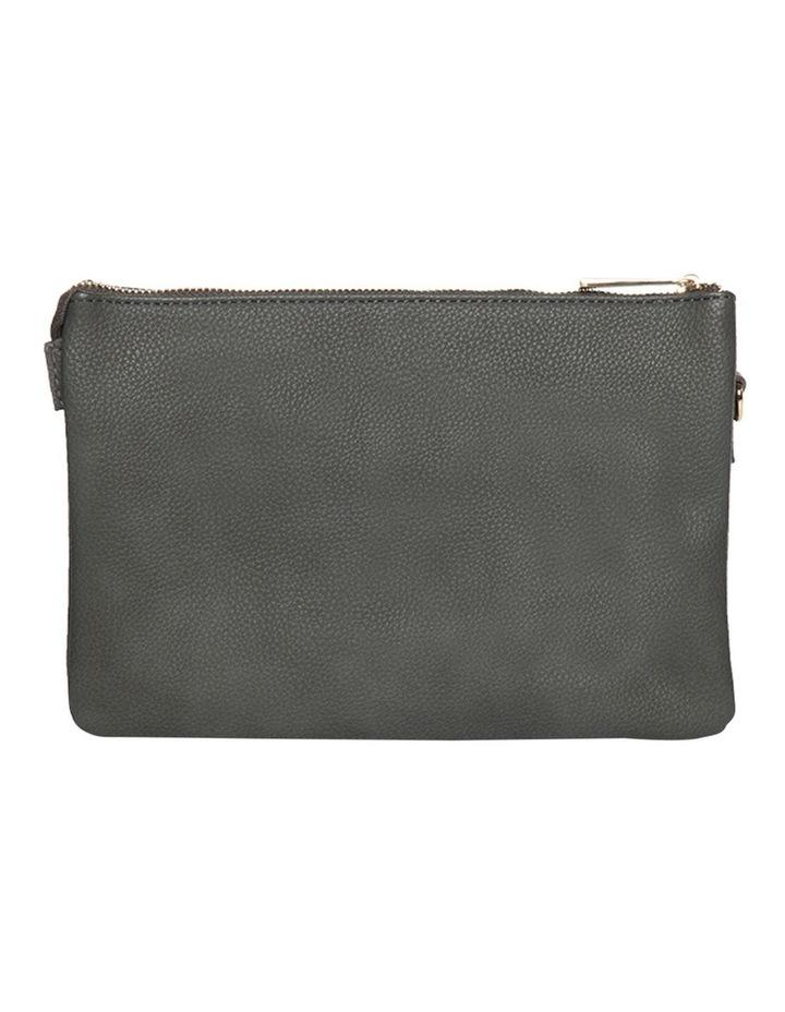 Triple Jessie Crossbody Bag - Dark Grey image 2