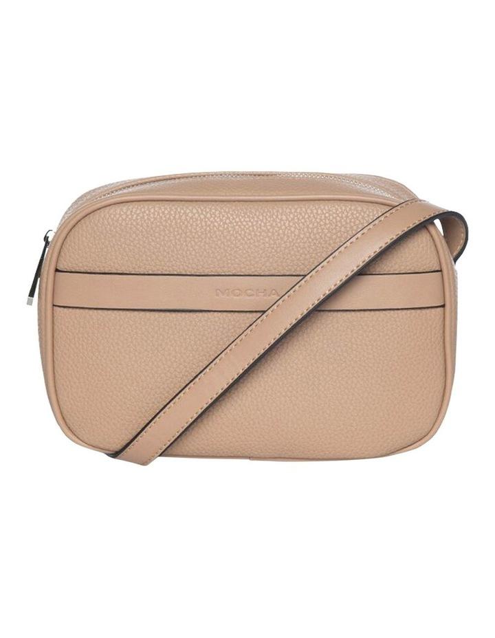 Brandy Tan Crossbody Bag image 1