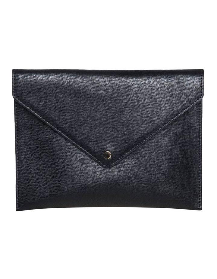 Becca Envelop Clutch-Black image 1