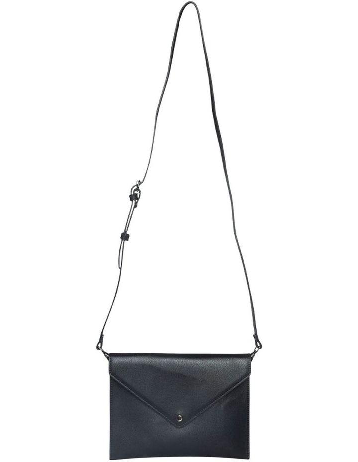 Becca Envelop Clutch-Black image 3