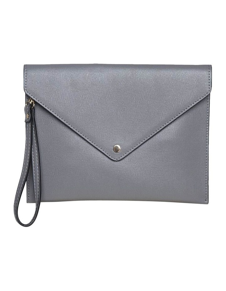 Becca Envelop Clutch-Grey image 2