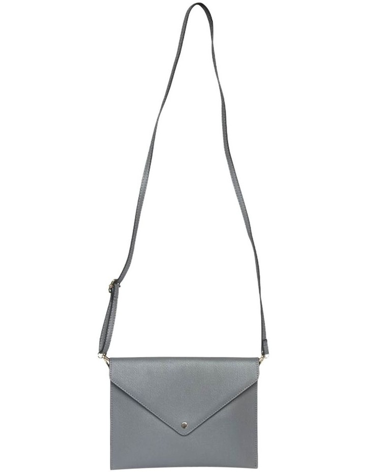 Becca Envelop Clutch-Grey image 3