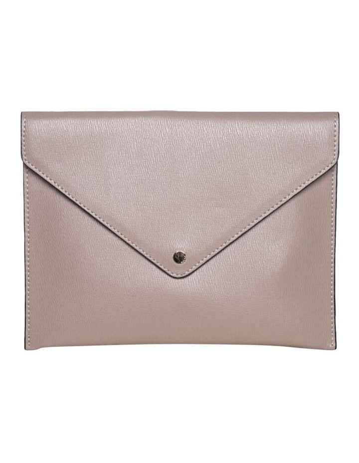 Becca Envelop Clutch-Blush image 1