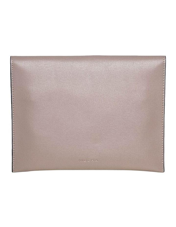 Becca Envelop Clutch-Blush image 5