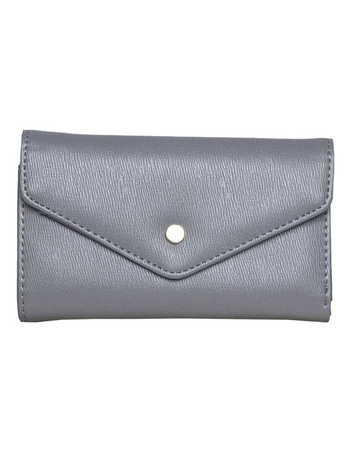Becca Foldover Wallet - Grey image 1