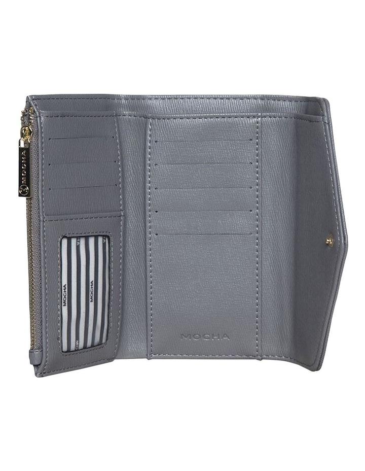 Becca Foldover Wallet - Grey image 2