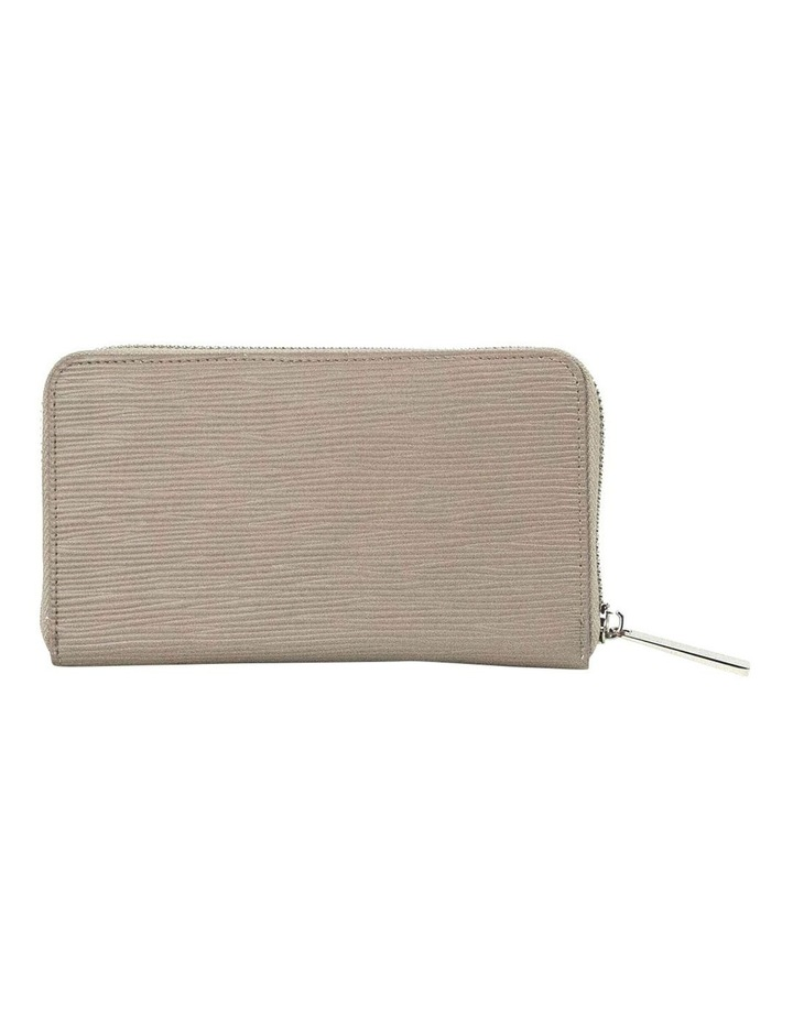 Zabrina Small Leather Wallet - Taupe image 2