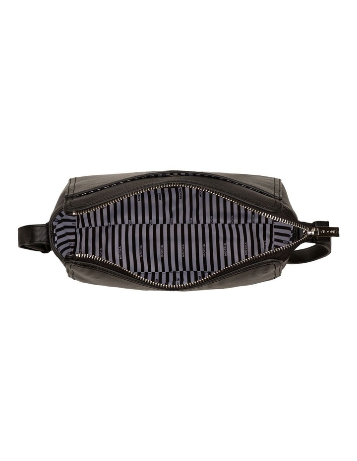 Samantha Crossbody Bag - Black image 4