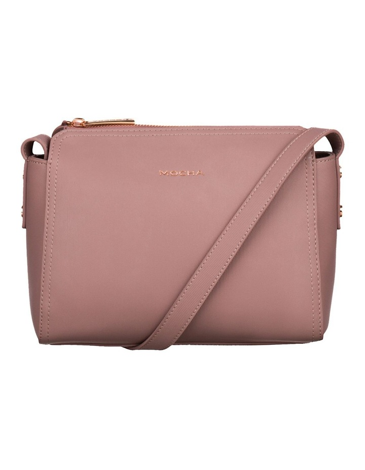 Samantha Crossbody Bag - Mauve image 1