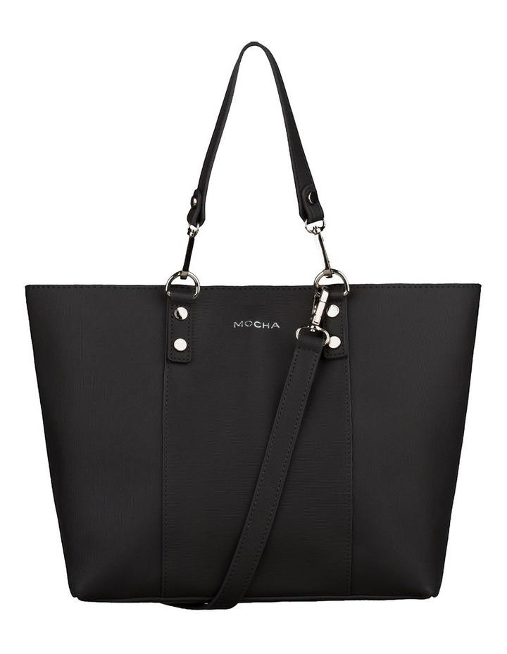 Samantha Small Tote Bag - Black image 1