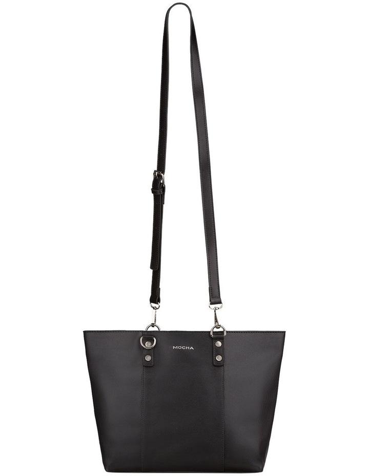 Samantha Small Tote Bag - Black image 3