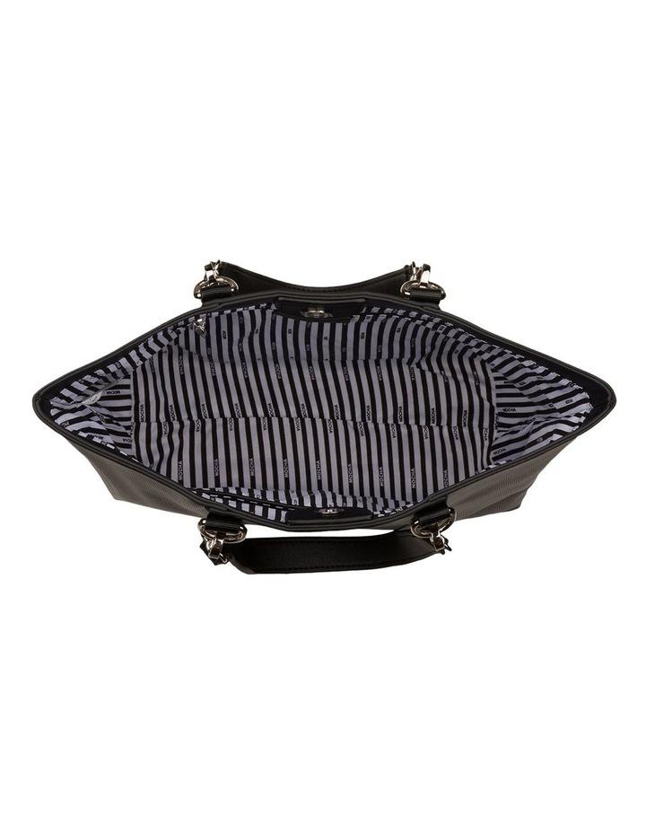 Samantha Small Tote Bag - Black image 4