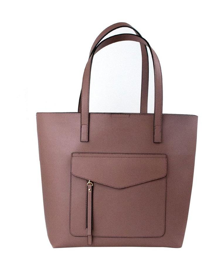 Portia Tote Bag - Mauve image 1