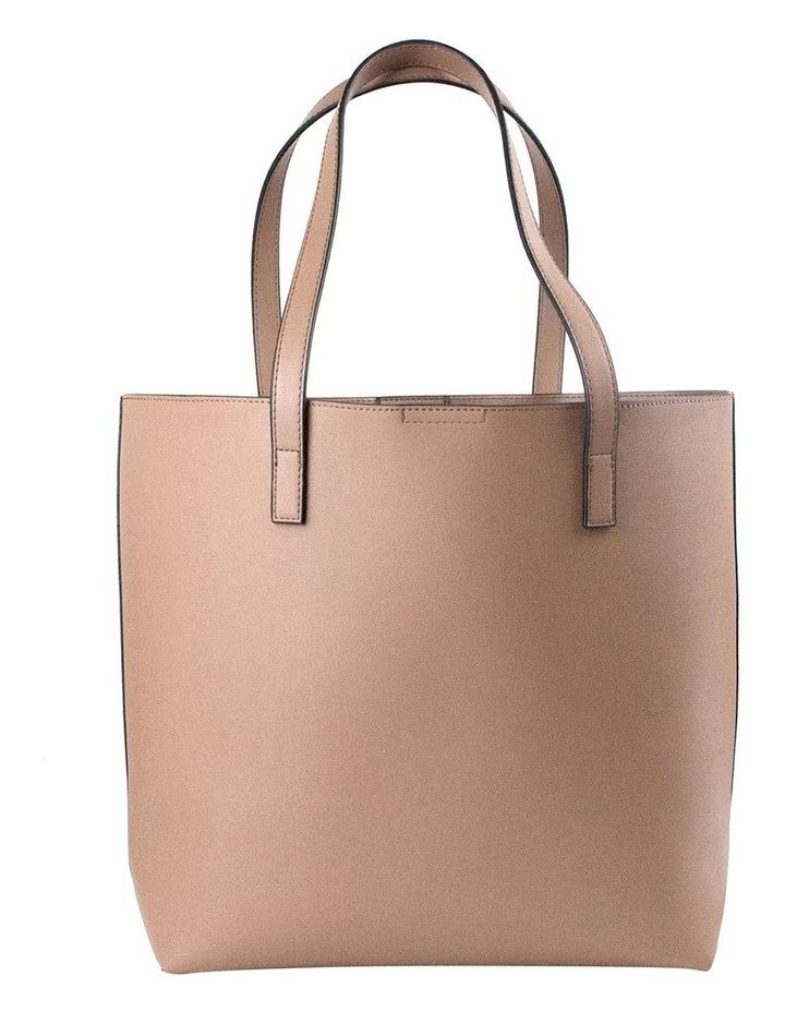 Portia Tote Bag - Taupe image 2