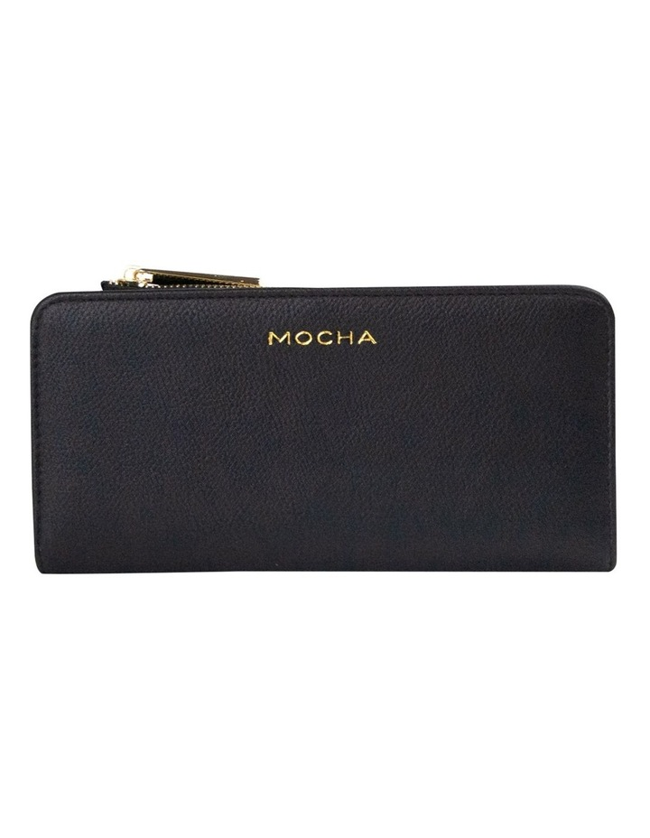 Misa Long Wallet - Black image 1