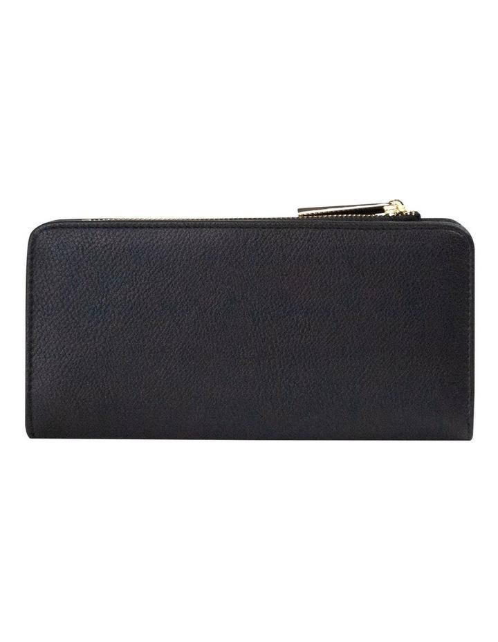 Misa Long Wallet - Black image 2