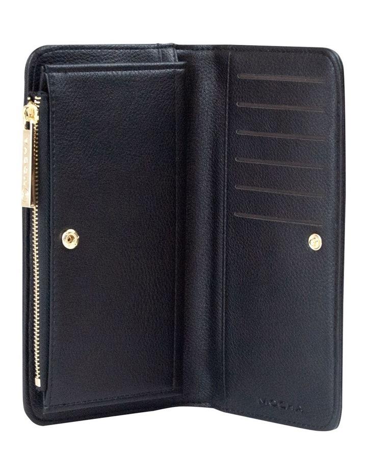 Misa Long Wallet - Black image 3