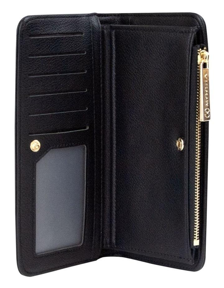 Misa Long Wallet - Black image 4