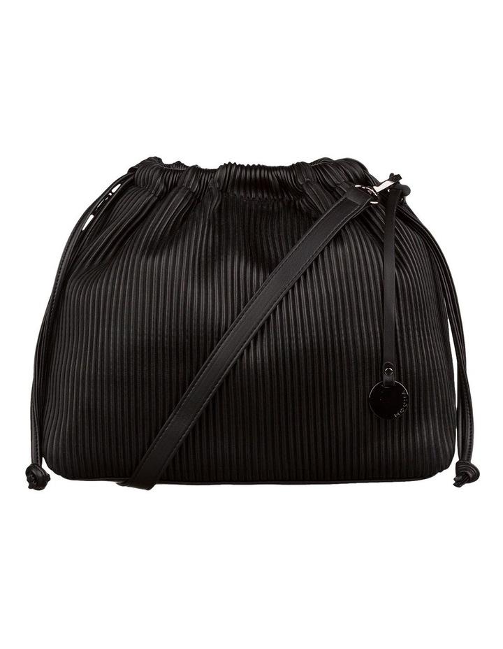 Angela Bucket Bag - Black image 1