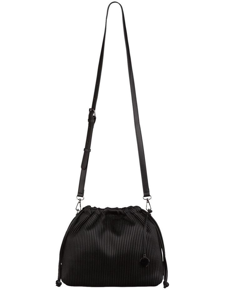 Angela Bucket Bag - Black image 2