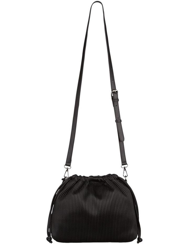 Angela Bucket Bag - Black image 3