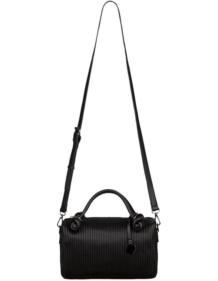 Angela Boston Bag - Black image 3